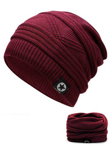 Hot Outdoor Multipurpose Empty Top Crochet Knitted Beanie