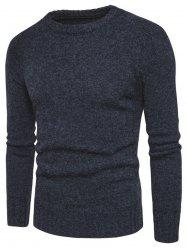 Elbow Patch Raglan Sleeve Sweater -