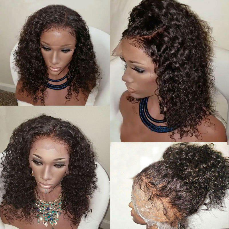 weave for short hair styles 2019 medium free part fluffy water wave lace front 1161 | 20171205100226 78466
