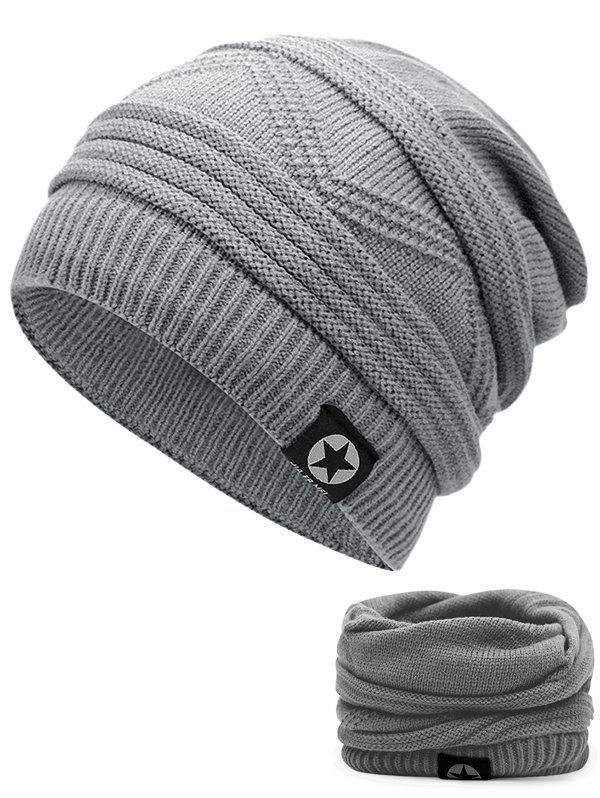 Discount Outdoor Multipurpose Empty Top Crochet Knitted Beanie