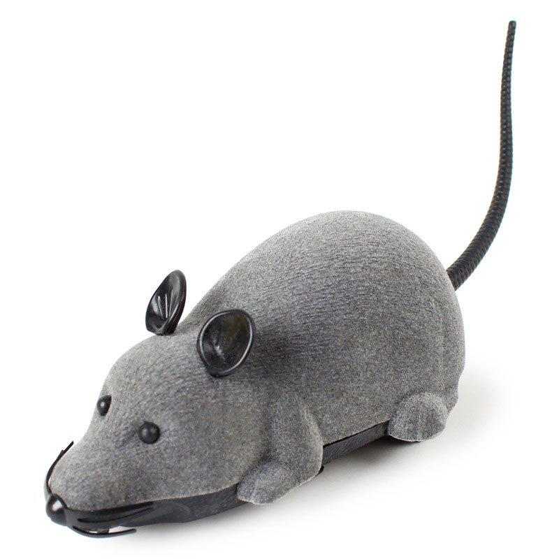 Fashion Wireless Remote Control Simulation Tricky Plush Mouse