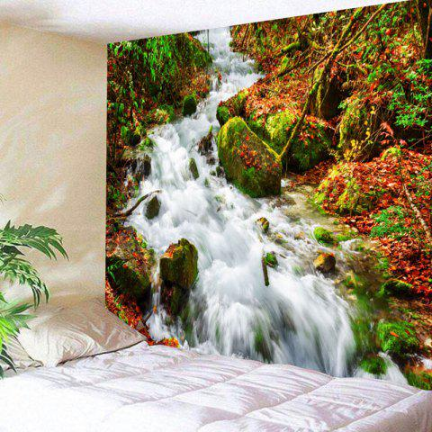 Discount Wall Decor Stream Printed Bedroom Tapestry
