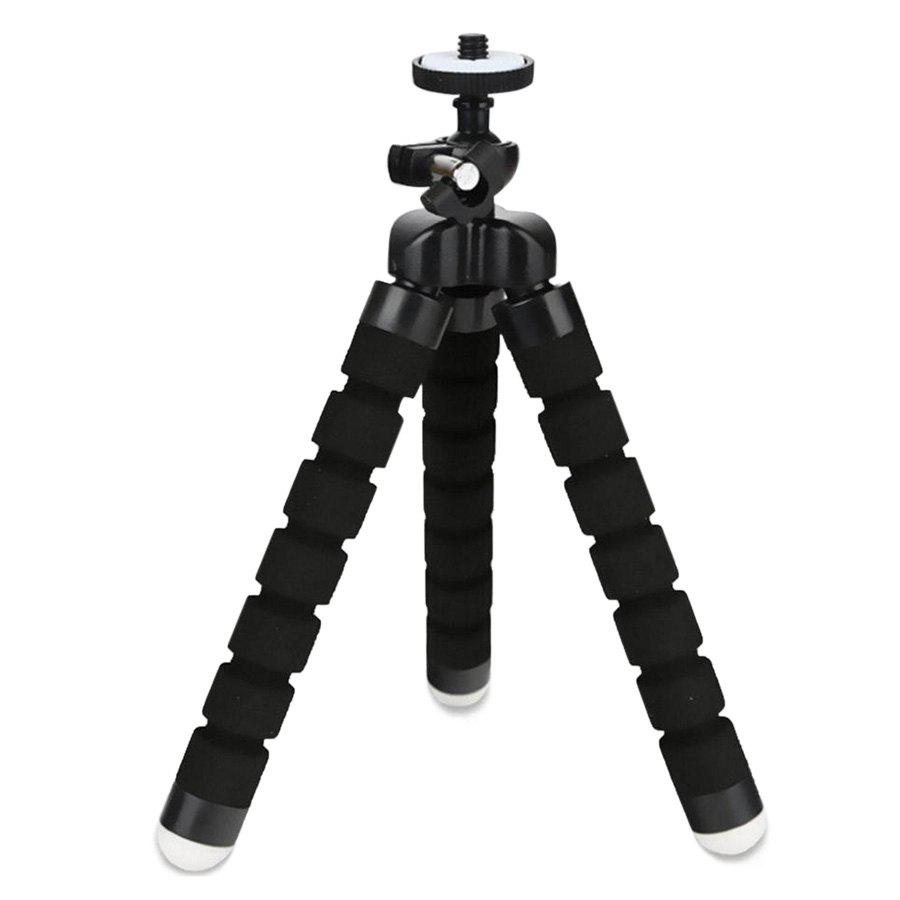 Store Flexible Mini Tripod With Universal Clip for Phone