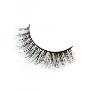 3 Pairs Handmade Natural Long Eyelashes Set -