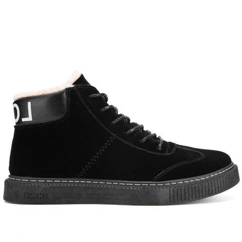 Discount Lace Up Cold Weather Boots
