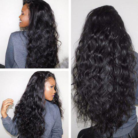 Shop Long Free Part Shaggy Water Wave Lace Front Synthetic Wig