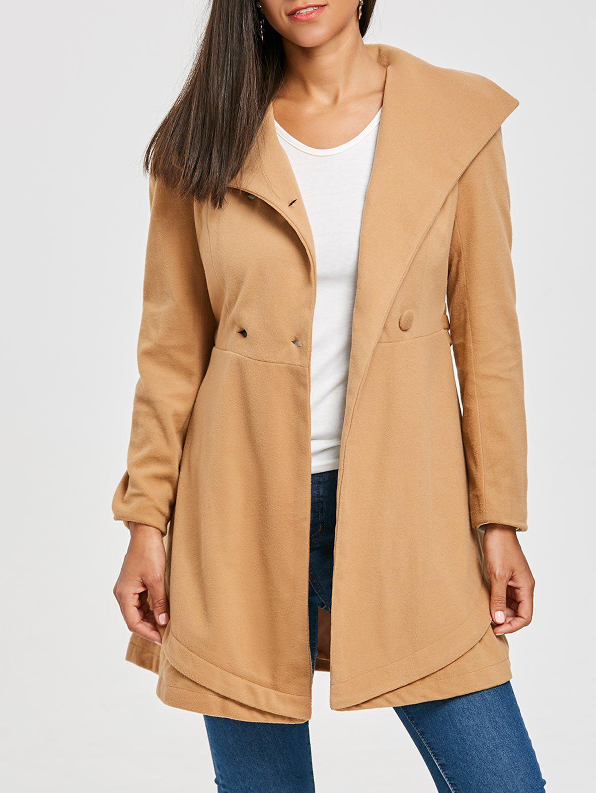 Best Double Breasted Wool Coat