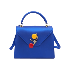 Flap Color Block Sac à main -