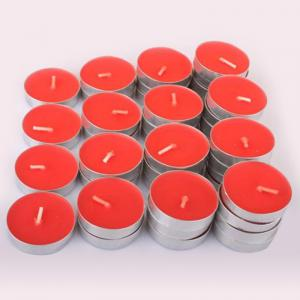 50pcs Smokeless Scented Candles Valentines Love Confession -