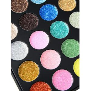 Professional Highly Pigmented Shimmer Eyeshadow Palette -