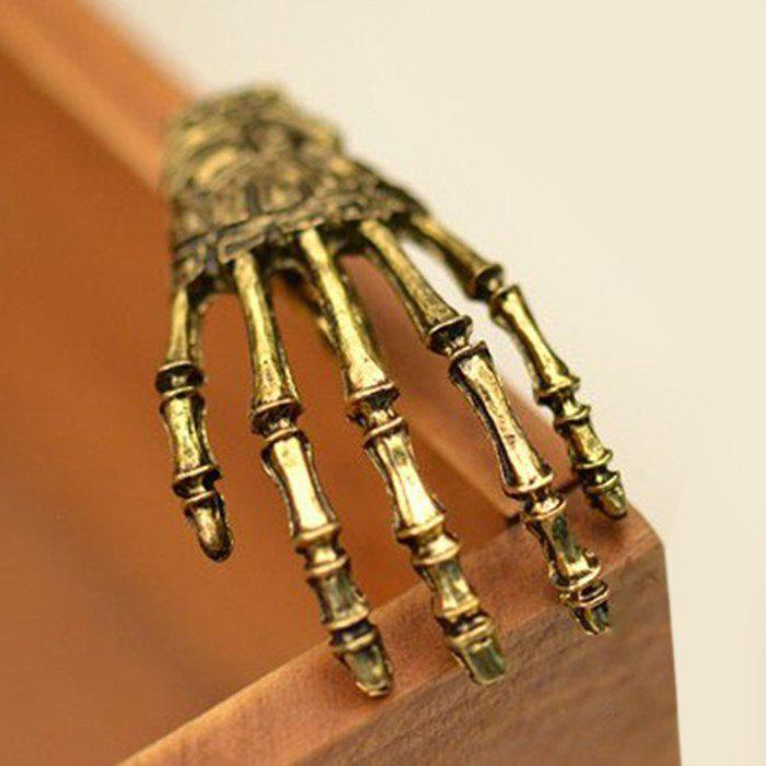 Buy Gothic Alloy Skeleton Hand Hairpin