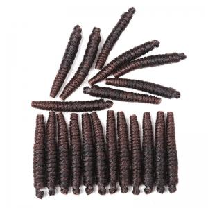 20 Roots/Pack Spring Twisted Crochet Braids Synthetic Hair Extensions -