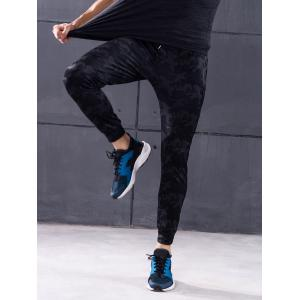 Застежка-молния Pocket Camo Print Jogger Pants -