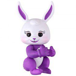 Interactive Mini Finger Toy Smart Sensor Baby Rabbit -