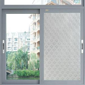 One Roll Flowers Pattern Window Film Sticker -