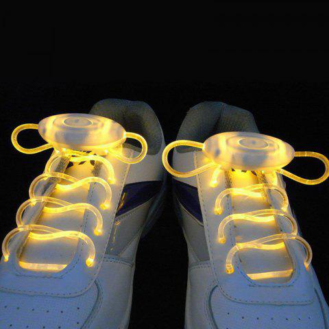 Outfit Pair of Light Up Laces LED Shoelaces
