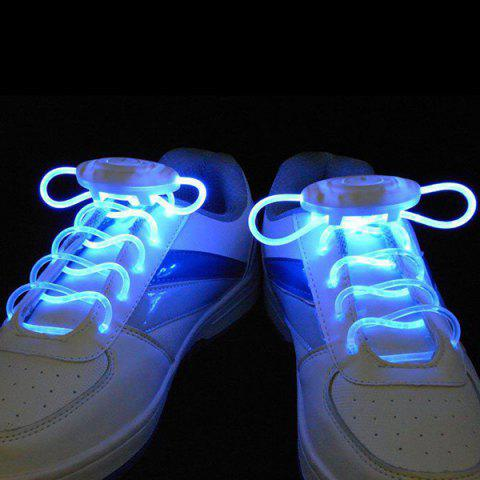 Trendy Pair of Light Up Laces LED Shoelaces