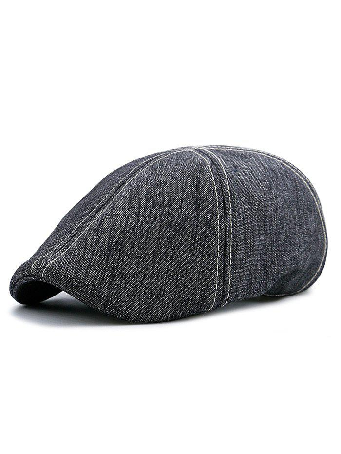 Best Simple Herringbone Pattern Adjustable Duckbill Hat