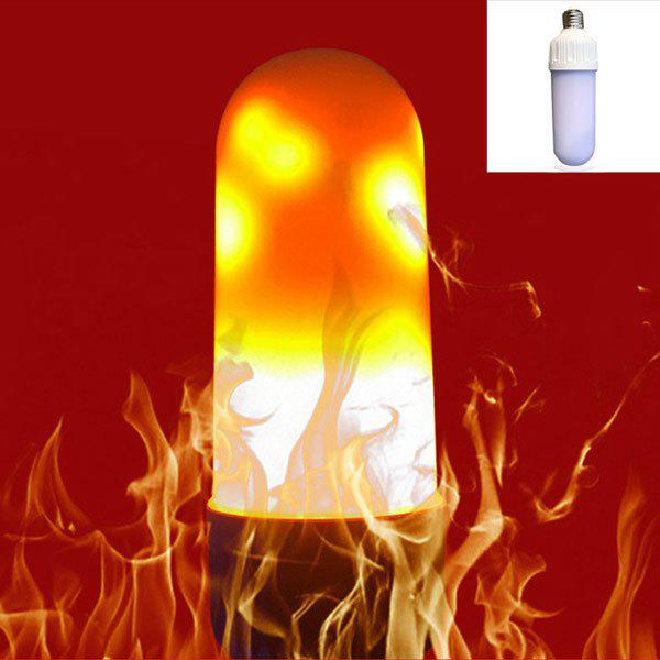 Shop Flickering 5W LED Emulation Flame Light Bulb