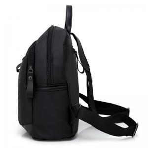 Front Pocket Nylon Travel Backpack -