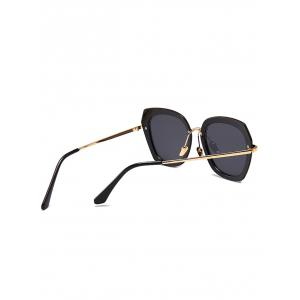 Vintage Metal Full Frame Sun Shades Sunglasses -