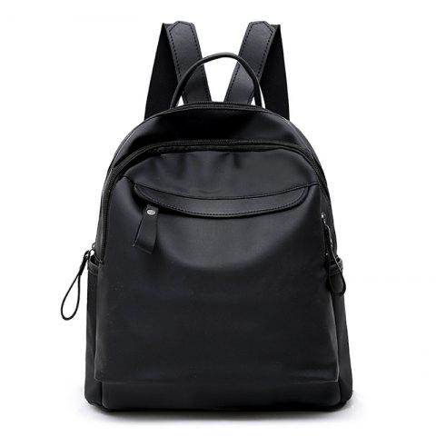 Affordable Front Pocket Nylon Travel Backpack