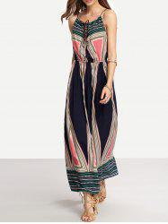 Halter Printed Bohemian Dress -