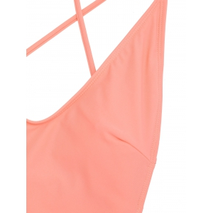 Расческа Crisscross One Piece Swimsuit -