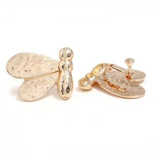 Alloy Insect Wings Vintage Ear Cuffs -