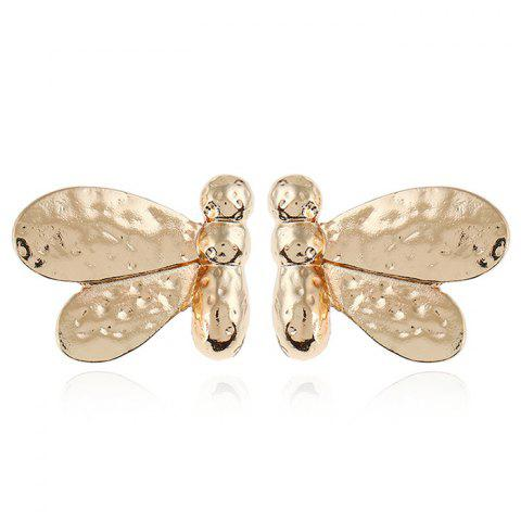 New Alloy Insect Wings Vintage Ear Cuffs