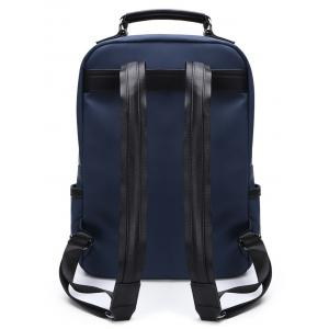 Multipurpose Double Buckles Laptop Backpack -