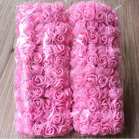 Shops Valentine's Day 144 Pcs Artificial Rose Flowers