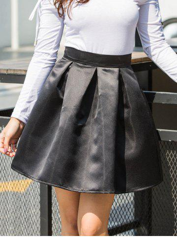 Sale A-line Mini Skirt