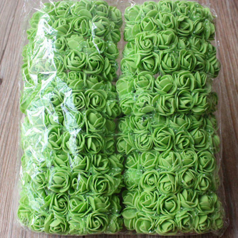 Best Valentine's Day 144 Pcs Artificial Rose Flowers