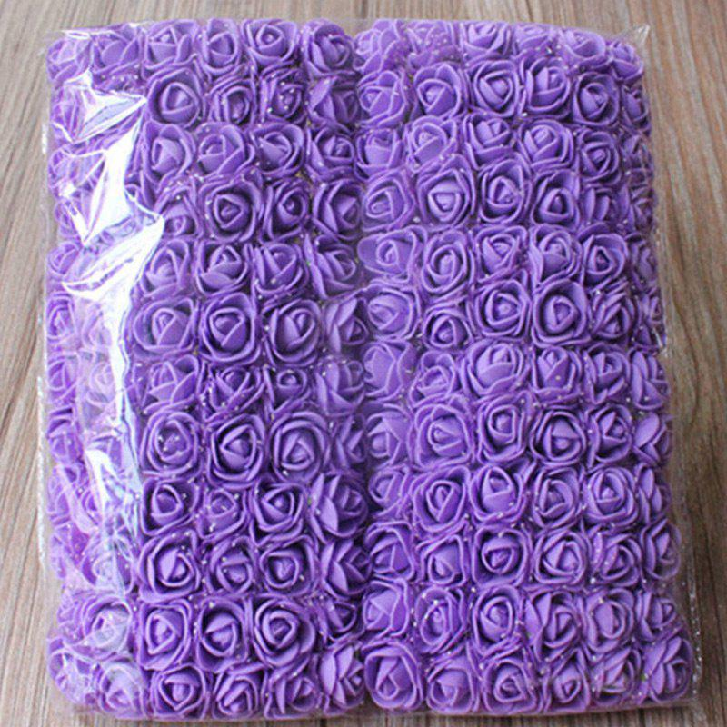 Online Valentine's Day 144 Pcs Artificial Rose Flowers