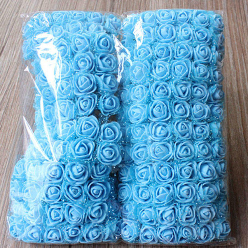 Sale Valentine's Day 144 Pcs Artificial Rose Flowers
