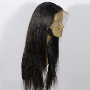Long Side Parting Straight Lace Front Synthetic Wig -