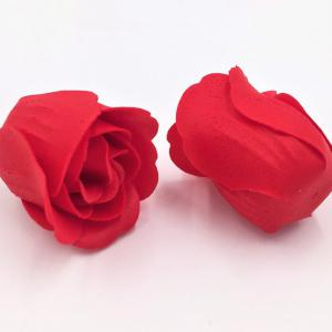 81 Pcs Artificial Soap Rose Flowers In A Box Valentine's Day Gift -