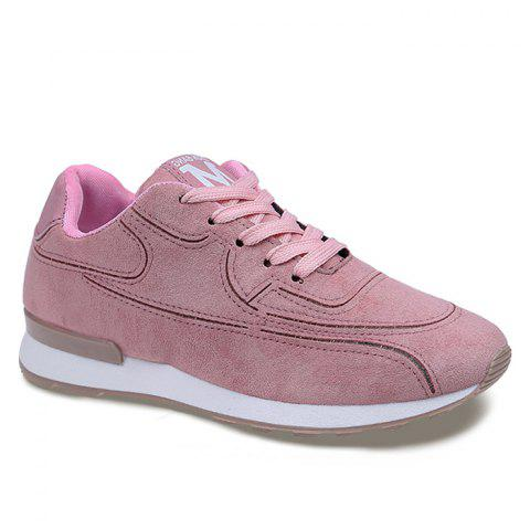 Chic Low Top Breathable Sneakers