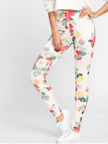 Best Floral Print Leggings