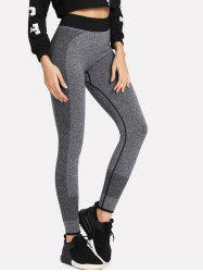 High Waisted Yoga Leggings -
