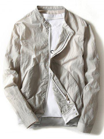 Shops Insert Pocket Lightweight Jacket