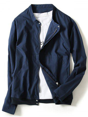 Online Insert Pocket Lightweight Jacket
