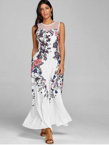 White Floral Prom Dress - Free Shipping, Discount and Cheap Sale ...