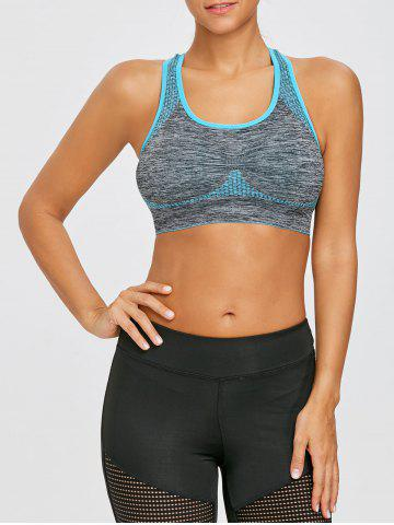 Chic High Impact Sports Racerback Bra