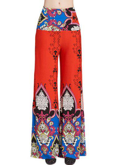 Buy Mid Waist Wide Leg Exumas Pants