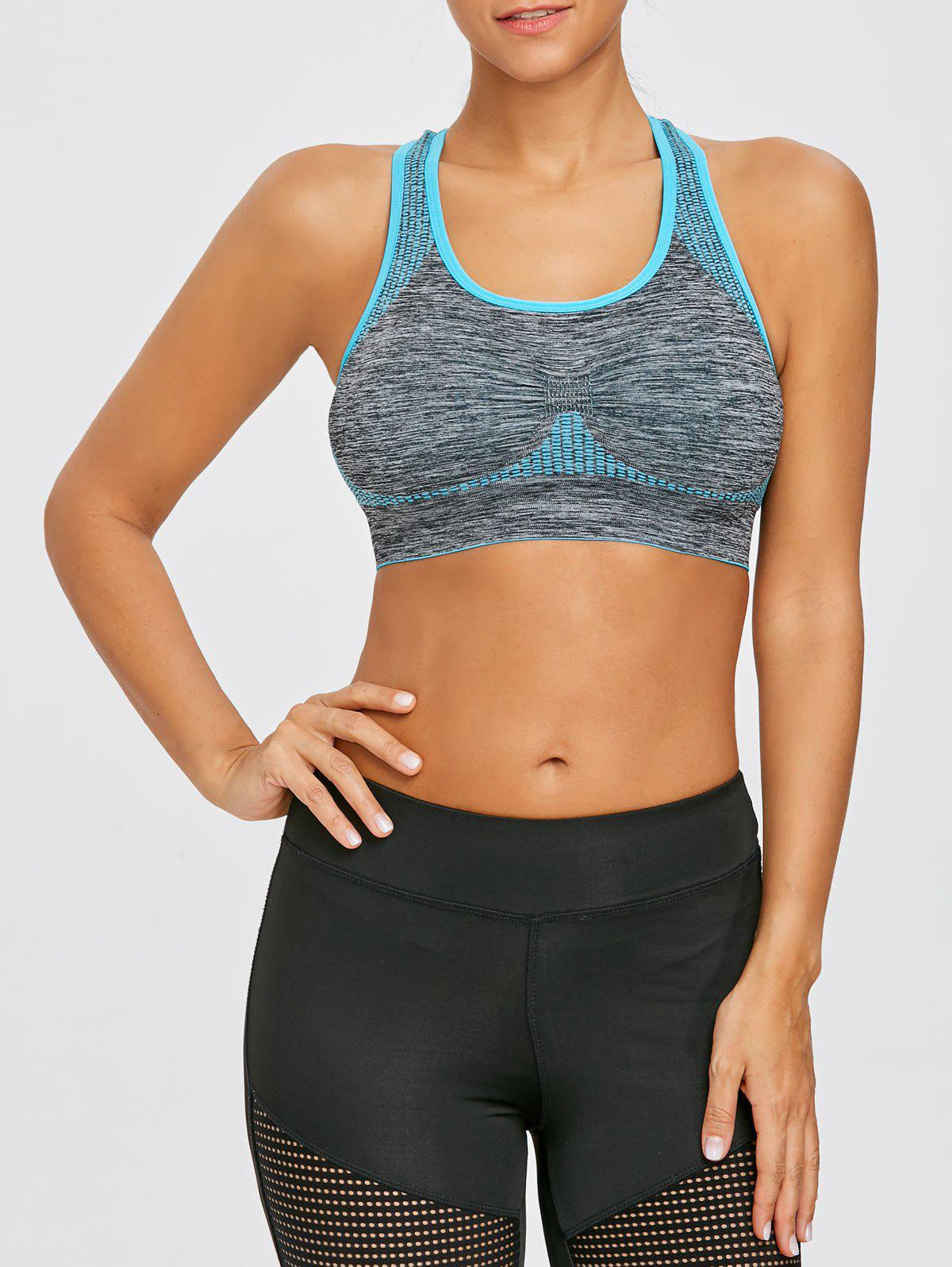 Latest High Impact Sports Racerback Bra