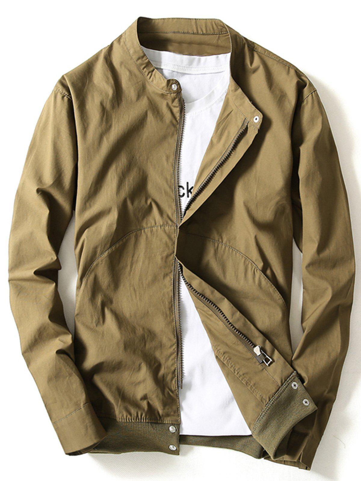 Store Insert Pocket Lightweight Jacket