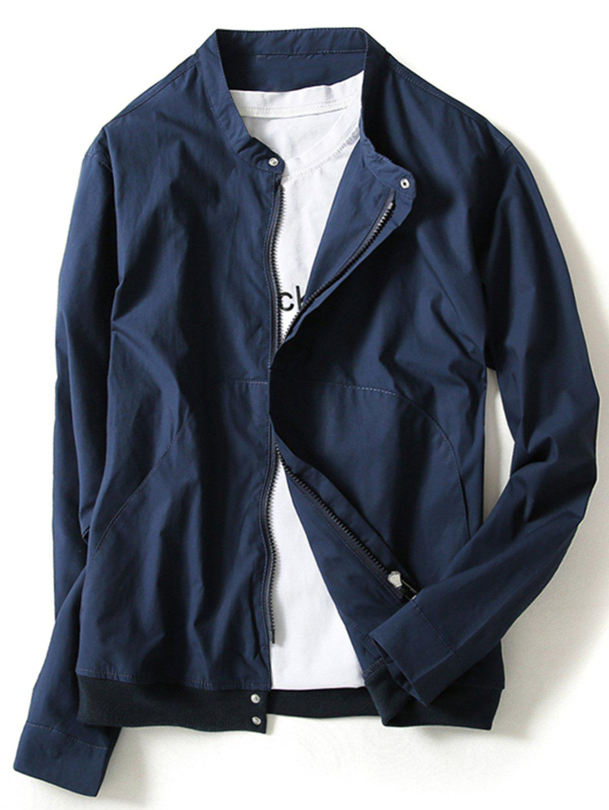 Outfit Insert Pocket Lightweight Jacket