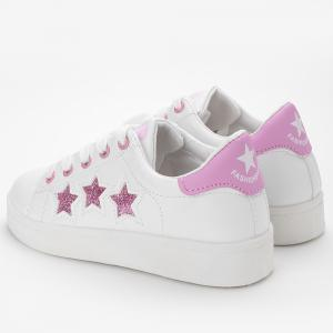 Sequined Stars Skate Shoes -
